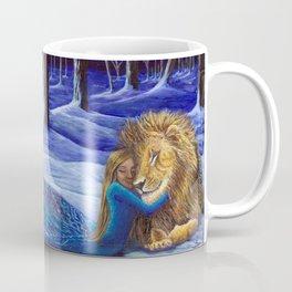 I'll never abandon you Coffee Mug
