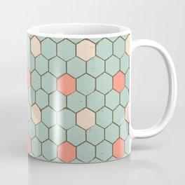 Pastel Tile Coffee Mug