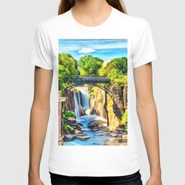 Paterson Great Falls in National Historical Park T-shirt