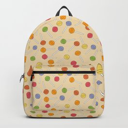 Happy Lollipops Sugar Candy Backpack