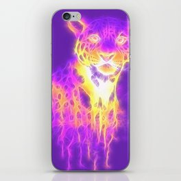 Webbed Jaguar iPhone Skin