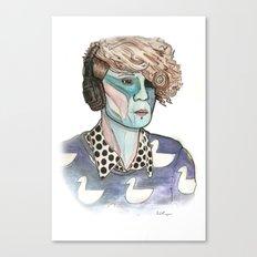 Drove Me Wild Canvas Print
