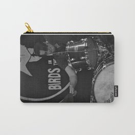 Birds in the Boneyard, Print 19: Teo Rocks! Carry-All Pouch