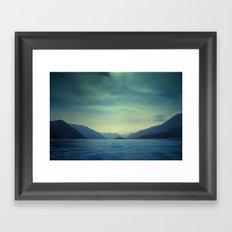 Lago di Como Italy Framed Art Print