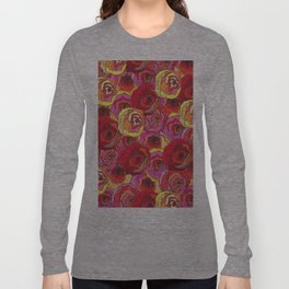 outcast of roses Long Sleeve T-shirt
