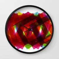 islam Wall Clocks featuring Beauty of Islam by Amr Elkouedy