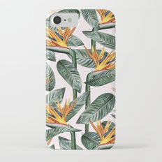 Bird Of Paradise Pattern #society6 #decor #buyart Slim Case iPhone 7