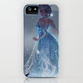 love will thaw iPhone Case