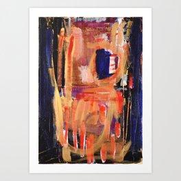 40 Art Print