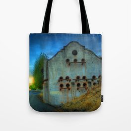 Pump House Tote Bag