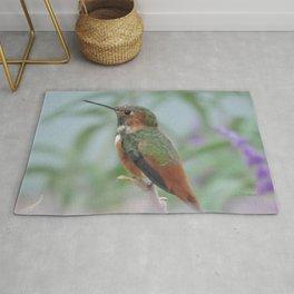 Allen's Hummingbird Sentinel Rug