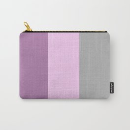 Pink Concrete No.2 Carry-All Pouch
