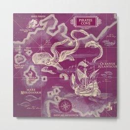 Pirate's Cove Metal Print