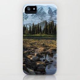 Mazama Ridge Trail iPhone Case