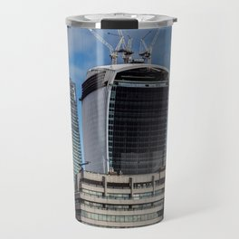 The walkie Talkie and Cheese Grater Travel Mug