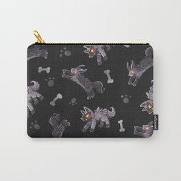 Poochyena & Mightyena pattern Carry-All Pouch