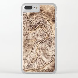 Inside Us All Clear iPhone Case