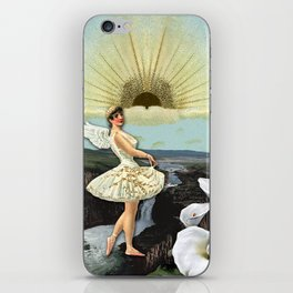 THE TEMPERANCE MAJOR ARCANA iPhone Skin