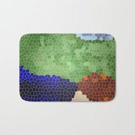 Gaudi´s garden Bath Mat