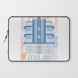Miami Landmarks - Marlin Laptop Sleeve