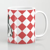 floyd Mugs featuring Floyd by Tooter