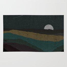 Moonrise (Color) Rug
