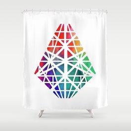 CrystaLight Shower Curtain