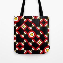 Pattern WRYB Tote Bag