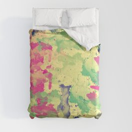 Abstract Painting II Comforters