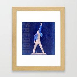 Freddie - Rock Wall 4 of 16 Framed Art Print