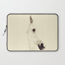Yellow Horse Laptop Sleeve