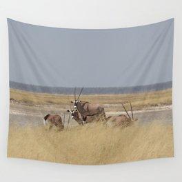 Oryx Wall Tapestry