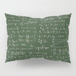 Geek math or economic pattern Pillow Sham