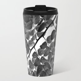 Nobody's Perfect Monochrome Travel Mug
