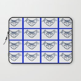 SkyWolf Print Laptop Sleeve