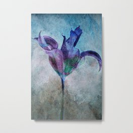 A Misterious Flower Metal Print