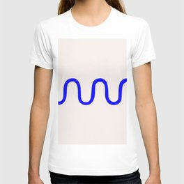 Abstract Shape Series - Squiggle T-shirt