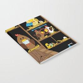 Chicken Coop 2020 Notebook