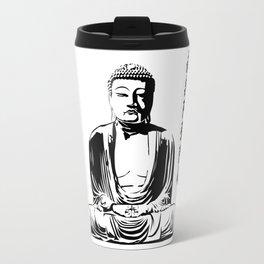 Amida Buddha Travel Mug