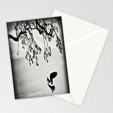 Black Bird Singing Stationery Cards