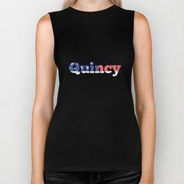 Quincy Biker Tank