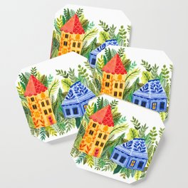 Botanical Street Coaster