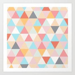 Because, Color Art Print