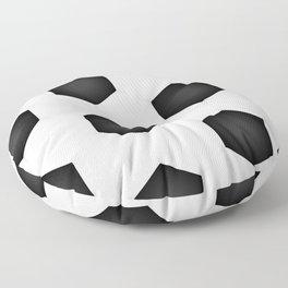 Soccer (Fooball) Ball Floor Pillow