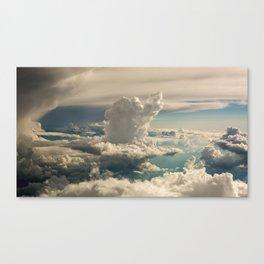 Relaxe nesse espaço... Canvas Print