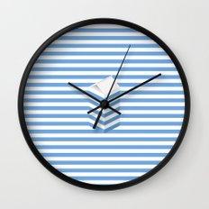 SPLIT MILK Wall Clock