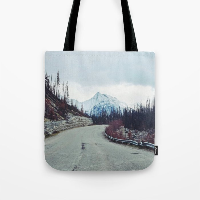 The Mountain, There I Will Go Tote Bag