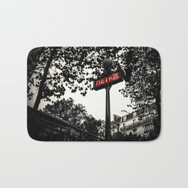 Paris Metro Bath Mat