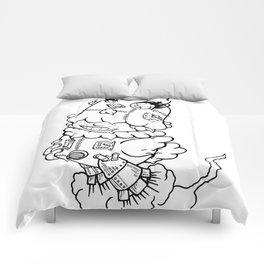 niwatori [Chicken] Comforters