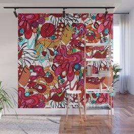 Spanish dance Wall Mural